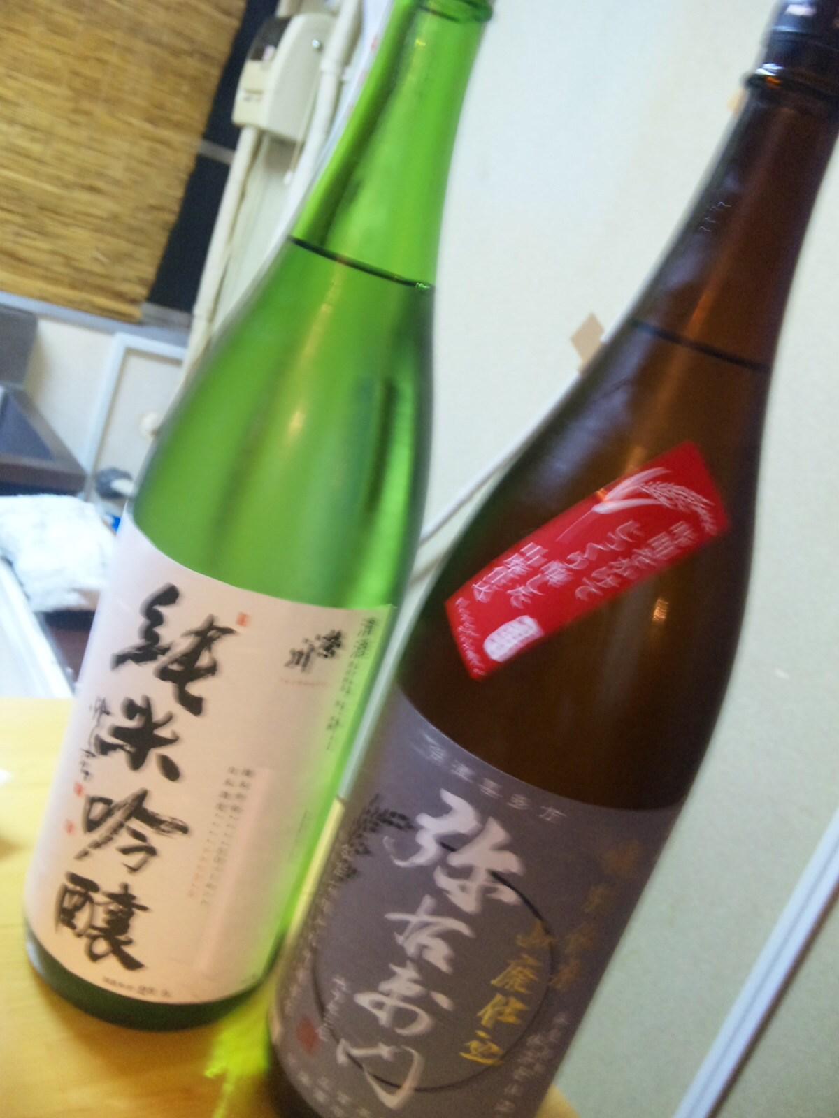 福島のお酒