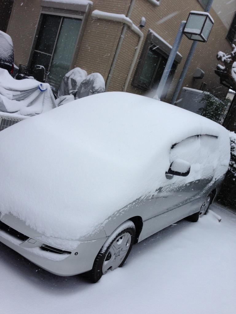 ラン・ラーメン・雪かき